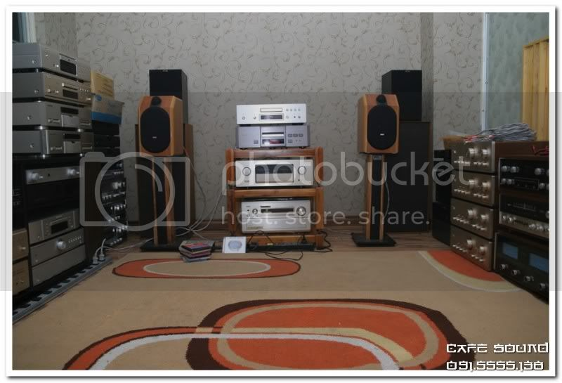 HN, TQ- Cafesound 127 Triu Vit Vng, chuyn  m thanh cao cp